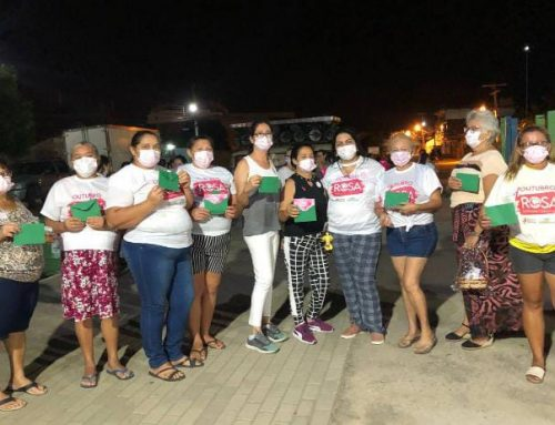 Em Jataúba, prefeitura realiza ações integradas com as secretarias de Saúde e Assistência Social em alusão ao Outubro Rosa